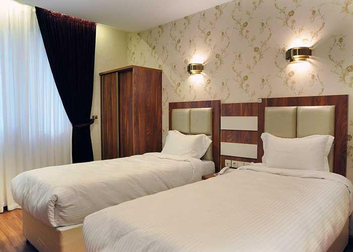 تصاویر اتاق های هتل آماتیس