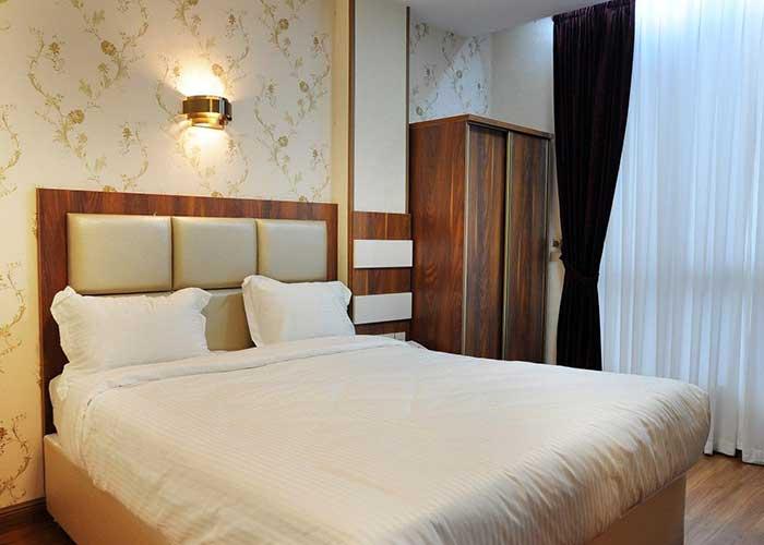 اتاق های هتل آماتیس عکس