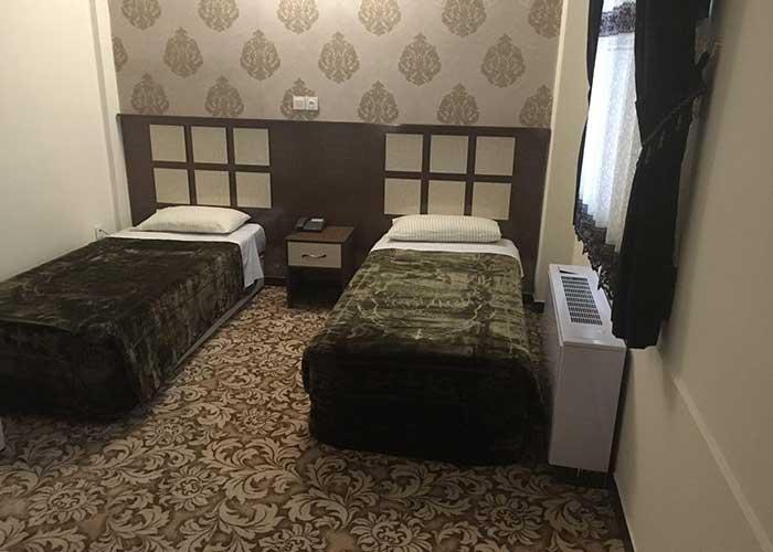 هتل امین زاهدان