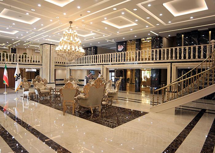 تصاویر لابی هتل امیران 2 همدان