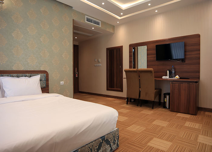 عکس اتاق هتل امیران 2 همدان