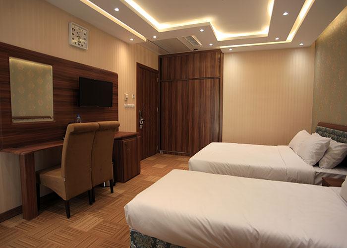 تصاویر اتاق هتل امیران 2 همدان