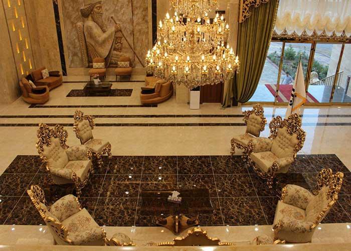 لابی هتل امیران 2