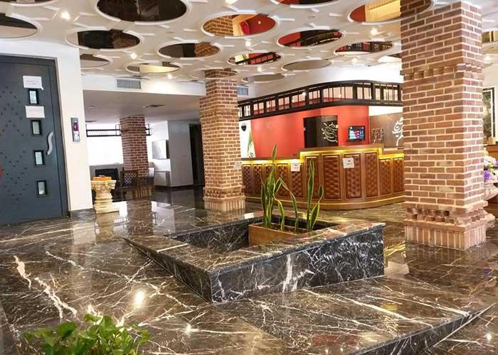 لابی هتل امیرکبیر کرج