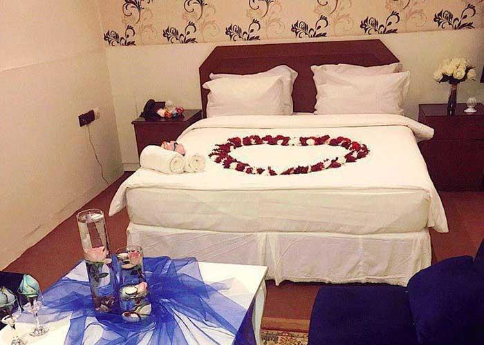 تصاویر اتاق هتل امیرکبیر کرج