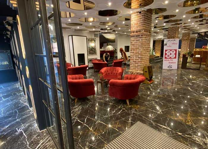 عکس لابی هتل امیرکبیر کرج