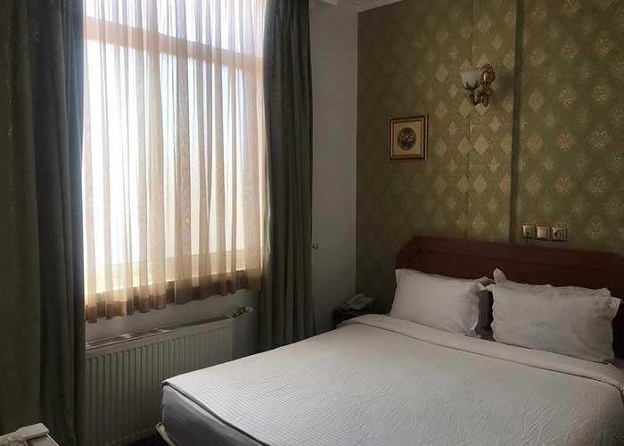 اتاق هتل امیرکبیر کرج