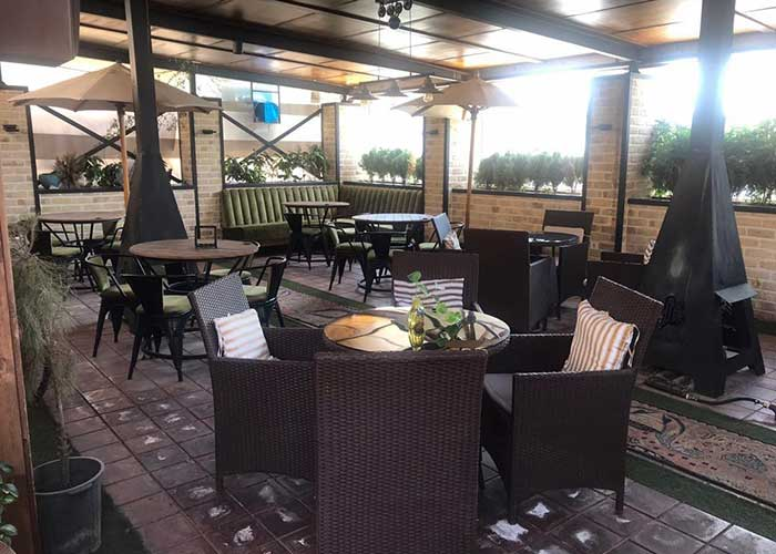 رستوران هتل امیرکبیر کرج