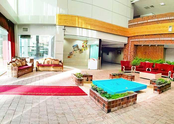 لابی هتل امیر کبیر شیراز