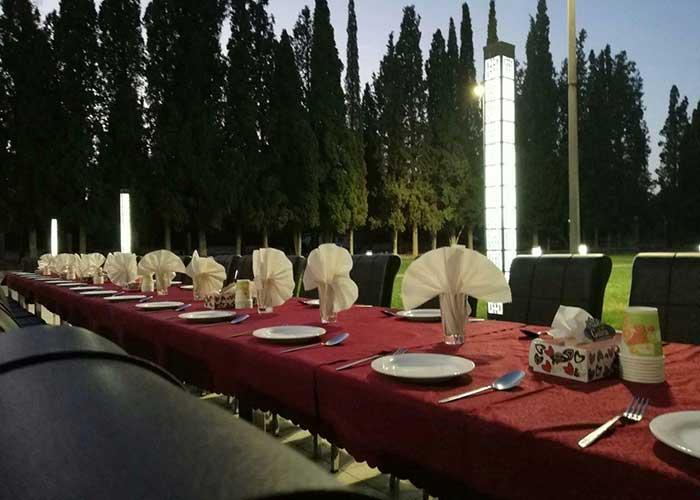 رستوران هتل امیر کبیر شیراز