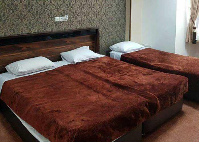 عکس اتاق هتل امیر کبیر شیراز