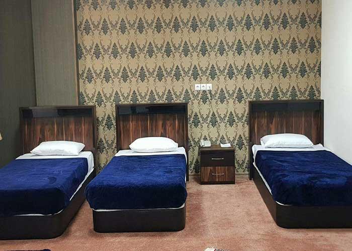 تصاویر اتاق هتل امیر کبیر شیراز