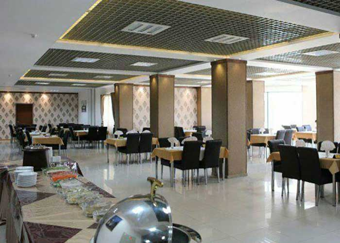 عکس رستوران هتل امیر کبیر شیراز