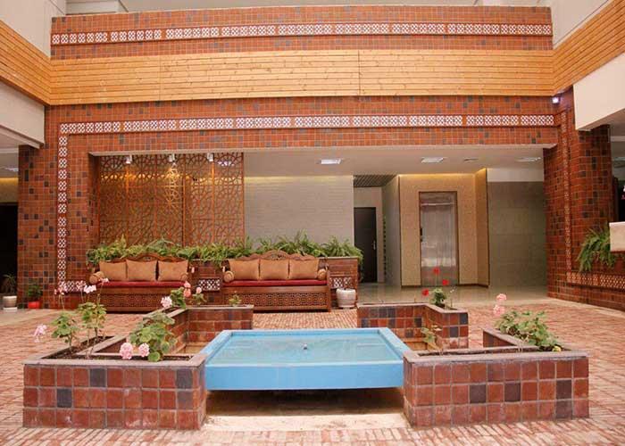 عکس لابی هتل امیر کبیر شیراز
