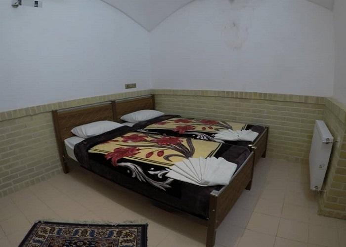 عکس اتاق توئین اقامتگاه آمیرزا