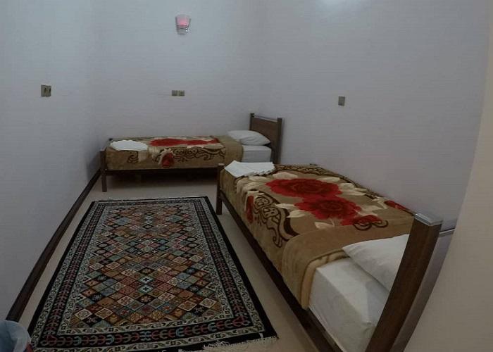 عکس دو تخته اقامتگاه سنتی آمیرزا کاشان