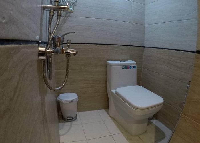سرویس بهداشتی اقامتگاه آمیرزا
