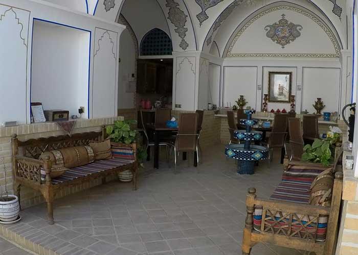 عکس اقامتگاه سنتی آمیرزا