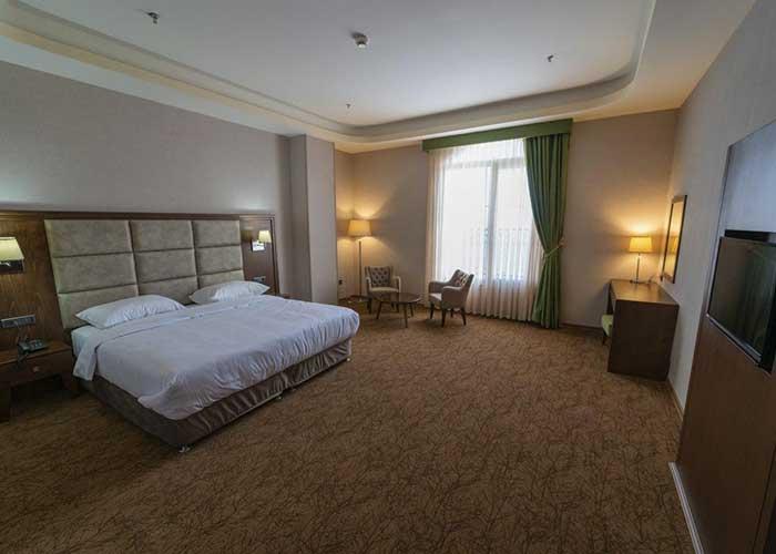 دو تخته هتل امپریال ارس جلفا