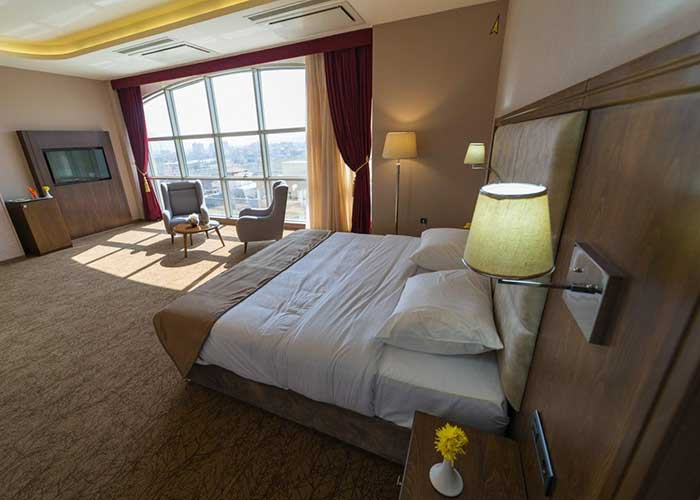 دبل هتل امپریال ارس جلفا