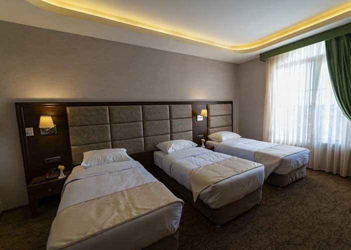سه تخته هتل امپریال ارس جلفا