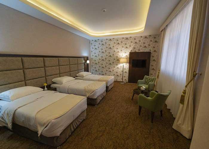 چهار تخته هتل امپریال ارس جلفا