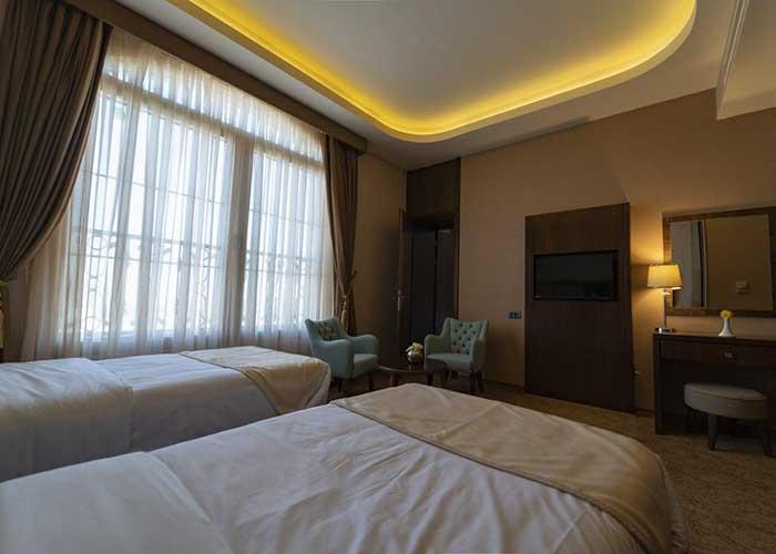 توئین هتل امپریال ارس