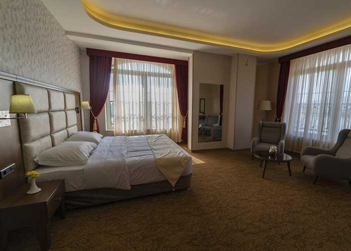 تصاویردو تخته دبل هتل امپریال ارس جلفا
