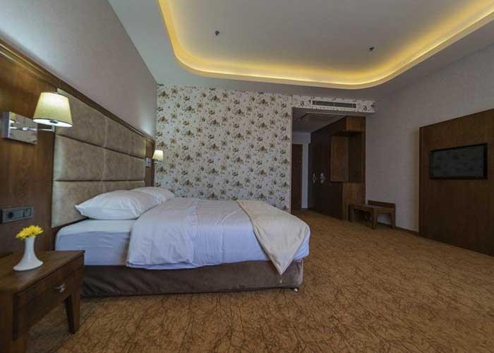 اتاق دبل  هتل امپریال ارس
