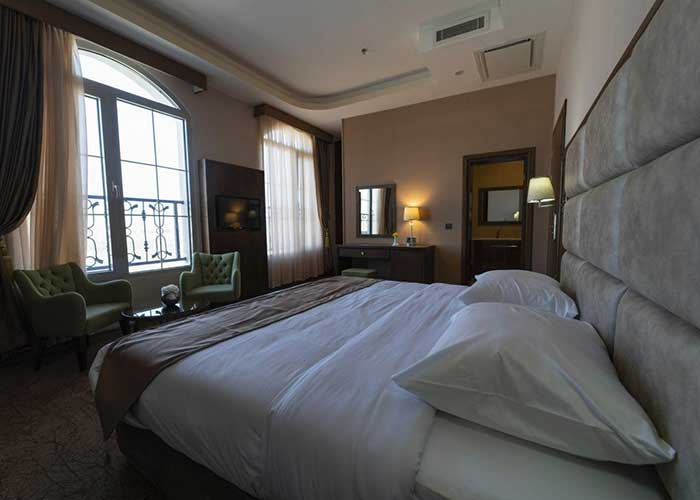 عکس دبل  هتل امپریال ارس