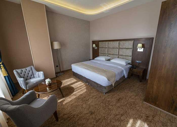 اتاق  هتل امپریال