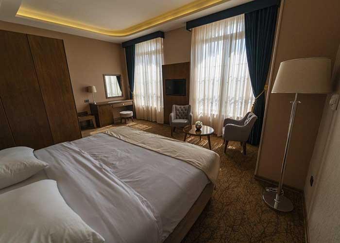 عکس اتاق های  هتل امپریال ارس