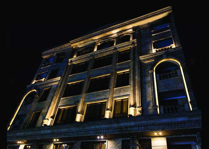 ساختمان مهمانسرای آنامیس تهران