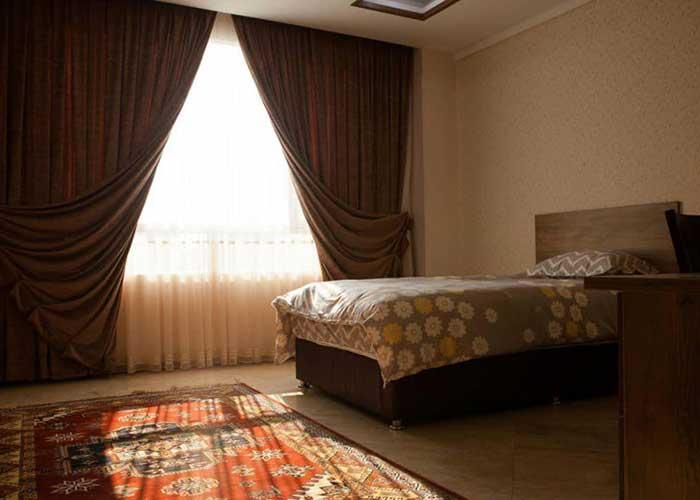 تصاویر اتاق یک تخته مهمانسرای آنامیس تهران