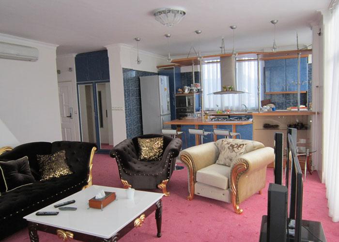 هتل آپارتمان آنازا کلیبر