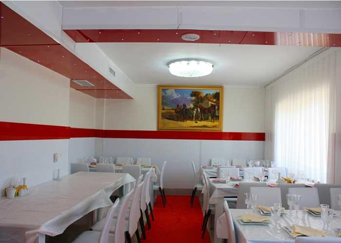 رستوران هتل آپارتمان آنازا کلیبر