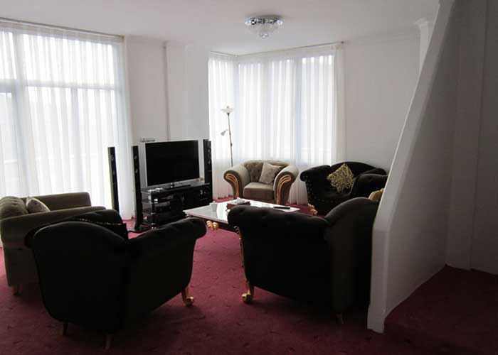 مبلمان اتاق هتل آپارتمان آنازا کلیبر
