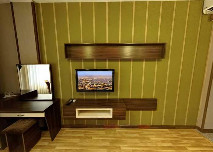 امکانات داخل اتاق هتل آرامیس تهران