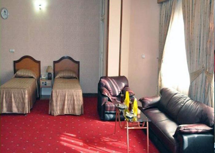 هتل ارس مشهد