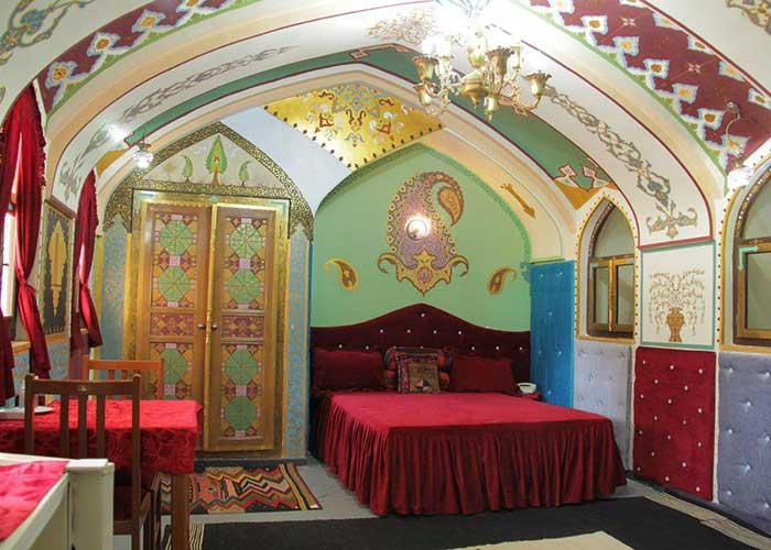 شاهنشین قاجار هتل ارگ گوگد