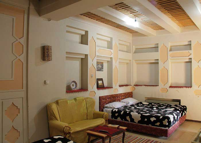سه تخته هتل ارگ گوگد گلپایگان