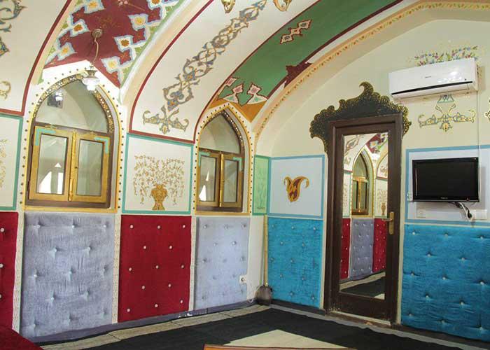 شاهنشین قاجار هتل ارگ گوگد گلپایگان