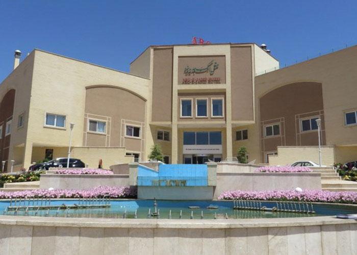 ساختمان هتل ارگ جدید یزد