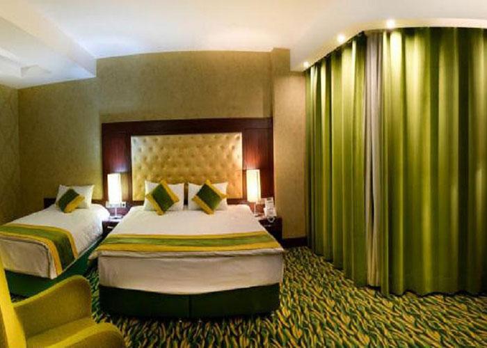 عکس اتاق سه تخته هتل ارگ جدید یزد