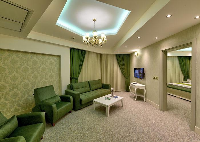 عکس سوئیت رویال هتل ارگ جدید یزد