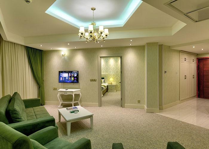 تصاویر سوئیت رویال هتل ارگ جدید یزد