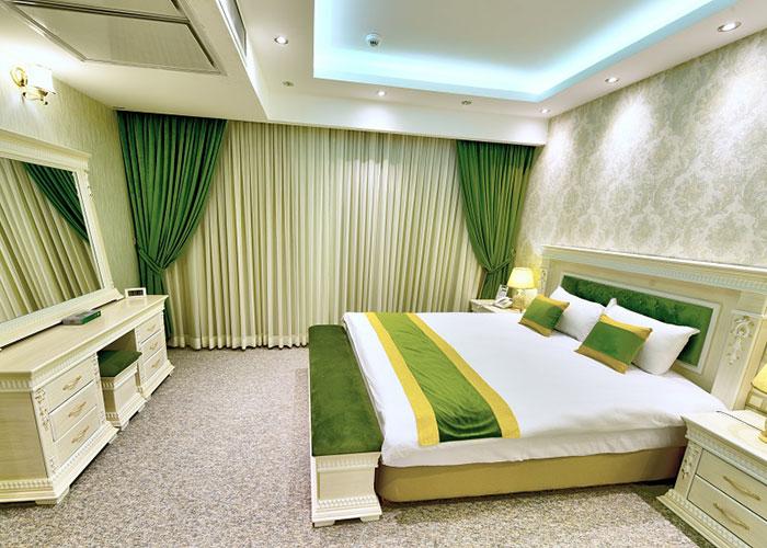 سوئیت رویال هتل ارگ جدید یزد
