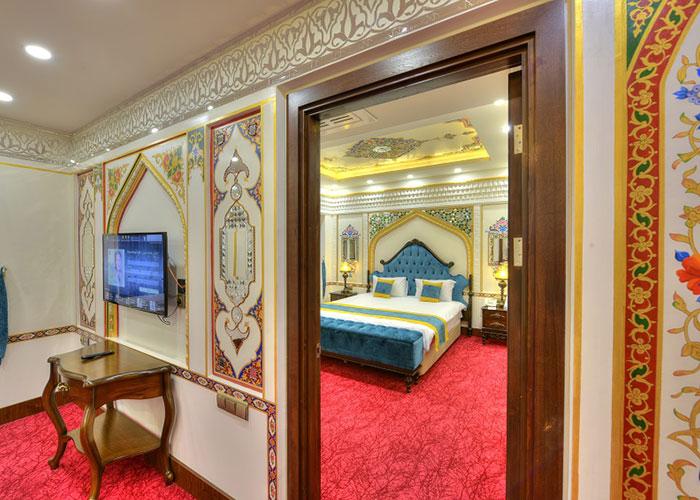 عکس سوئیت سوپر کلاسیک هتل ارگ جدید یزد