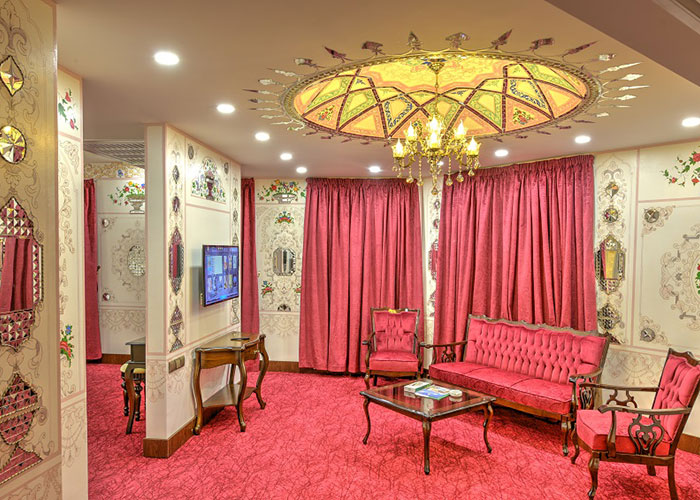 سالن سوئیت سوپر کلاسیک هتل ارگ جدید