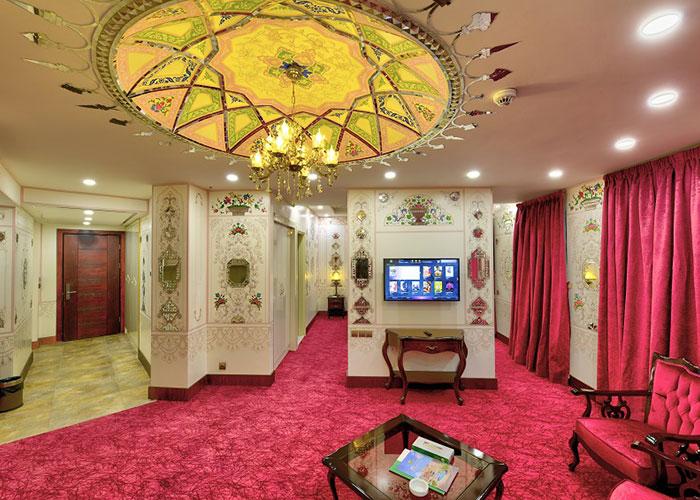 عکس سالن سوئیت سوپر کلاسیک هتل ارگ جدید